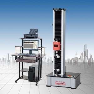 DW-05陶瓷塑料拉力单臂式微机控制电子万能试验机