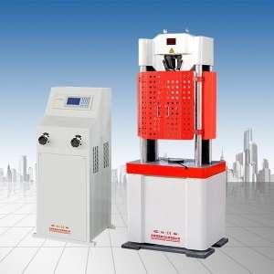 100吨液晶数显式液压万能试验机
